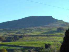 Pen Y Ghent from Horton i R station